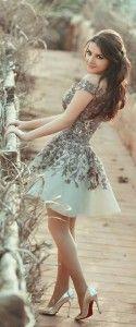 Впечатляющая коллекция приталенный вечерние платья (6) - Womenitems.Com