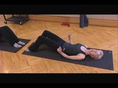 back dancing - for tummy and thighs Do after dancer squats (2nd position)