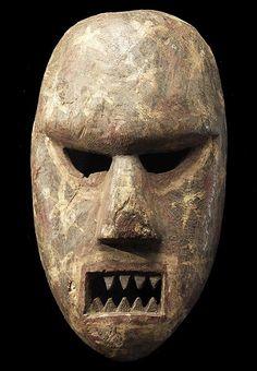 Ituri Mask 12, DRC