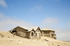 Ghost Town of Kolmanskop, Namibia by SeeOneSoul Photography National Geographic Photos, Your Shot, Ghost Towns, Thesis, Amazing Photography, Shots, Community, Cabin, House Styles