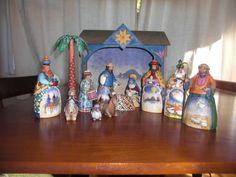 Jim Shore Heartwood Creek Full Size Nativity Set 13 Pcs Tree Drummer Boy Stable | eBay