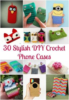 Greetings from i Creative Ideas! Would you likea cozy, cute and bright phone case for your cell phone?A crochet phone case is a perfect idea. As I am digging on the web, I found that there are so many adorable patterns for a crochet phone case and the best …