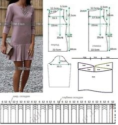 New Sewing Dress Free Pattern Diy 66 Ideas Sewing Dress, Diy Dress, Sewing Clothes, Sewing Patterns Free, Clothing Patterns, Dress Patterns, Free Pattern, Fashion Sewing, Diy Fashion