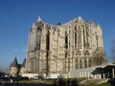 la cathédrale de Beauvais, Picardie