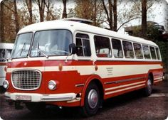 Skoda Busse, Cars And Motorcycles, Mid Century, Retro, Vehicles, Track, Modern, Vintage, Design