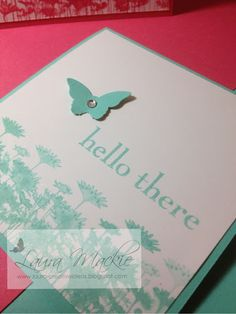 Stampin Up! Ideas & Supplies: Stampin up in colors 2013-2015