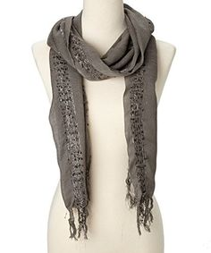 "21.99$  Buy now - http://vidno.justgood.pw/vig/item.php?t=6r0fpg47942 - Craze Neckerchief Large Square Silk Like Scarf Headdress 35""X35"" HYFLM"