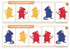 3 souris peintres- exploitation d'album PS Mouse Paint Activities, Color Activities, French Teaching Resources, Teaching French, Splat Le Chat, Art History Memes, Color Unit, French Colors, History Teachers