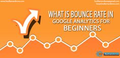 What is Bounce Rate in Google Analytics For Beginners  It is calculated specifically as a session that triggers only a single request to the Analytics server. Click here to know more: http://www.seoramanarora.com/bounce-rate-in-google-analytics/  For Contact to get more information: Visit our Website: http://www.seoramanarora.com Download our app: https://play.google.com/store/apps/details?id=com.webtunix.seoramanarora&hl=en  Facebook Page: https://www.facebook.com/seoramanarora/