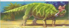 Lambeosaurus --- Site officiel : http://www.dinosauria.ca/