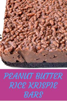 Jul 2019 - INGREDIENTS 300 grams (approximately Oreo cookies 115 grams cup or 1 stick) unsalted butter, melted 200 grams and cup) good quality milk… Candy Recipes, Sweet Recipes, Cookie Recipes, Dessert Recipes, Easy Desserts, Dinner Recipes, Chocolate Rice Krispies, Peanut Butter Rice Krispies, Chocolate Rice Crispy Cakes
