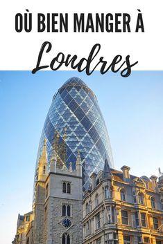 Restaurants à Londres : 5 bonnes adresses à ne pas manquer Voyage Europe, Photos Voyages, Europe Destinations, Blog Voyage, City Break, London Travel, London City, Taj Mahal, Restaurants