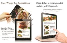 iPad Ordering System in Singapore Read More... http://bit.ly/1RbEelK