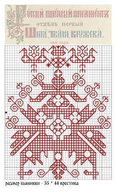 Заветное...: Русский народный орнамент (сборник 1871 года)