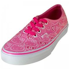 Vans Authentic Hello Kitty Sneakers pink - entdeckt im Harlem Streetwear  Shop! e06f2a5f47