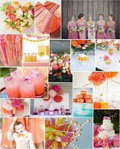 Spring Wedding Intertwined Events