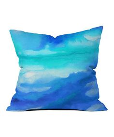 Another great find on #zulily! Rise II Throw Pillow by DENY Designs #zulilyfinds