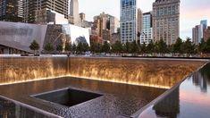 World Trade Center Memorial, New York USA