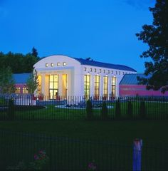 The Boise Art Museum is located in the Julia Davis park complex along with the Boise Historical Museum and Zoo Boise.