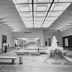 Neiman Marcus Court in 1965