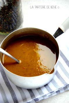 Velouté de lentilles vertes et légumes d'hiver - Vegan