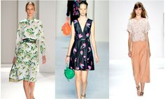 Fashion Trend Spring 2012