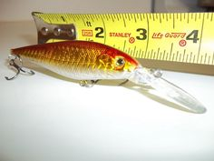 "Bass Striper Walleye Pike Musky Crankbaits Lures 4"" 115mm 0.38oz 11gMedium Dive  #China"