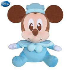 679efee29528 Disney Brand Shawl Mickey Mouse Minnie Cotton Kawaii Plush Stuffed Animal  Toy Stuffed Toys