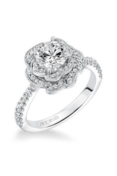 30 gorgeous engagement rings every bride will love: http://www.stylemepretty.com/2014/11/01/30-of-our-most-coveted-engagement-rings/