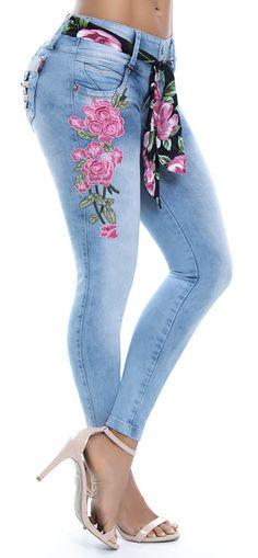 Jeans levanta cola LUJURIA 78692