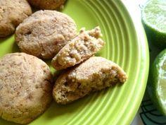 Coconut Citrus Cookies (gfdf)