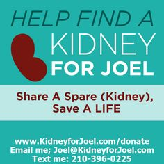PFKidney Kidney Donor, Save My Life, Text Me, Medium, Healthy Living, Campaign, Content, Wealth, People