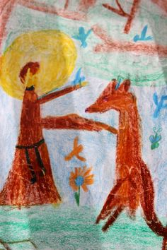 canticle to the sun saint francis of assisi waldorf 2nd grade waldorfmoms.com