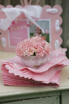 Teacups & Tutu's 2nd Birthday Par-tea | Project Nursery
