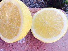 Citroenen uit eigen tuin! #geel