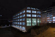 ofiice building in paris