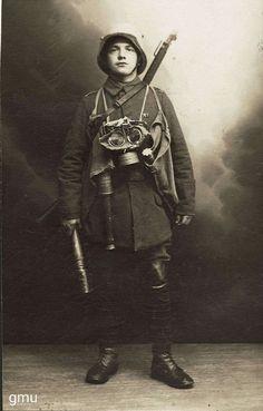 Wurttemberg Stormtrooper in full gear, March 1918. Robin Schäfer (@GERArmyResearch) | Twitter