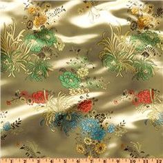 Chinese Brocade Chrysantemum Gold.