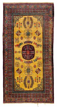 SAMARKAND antique.  150x280 cm.