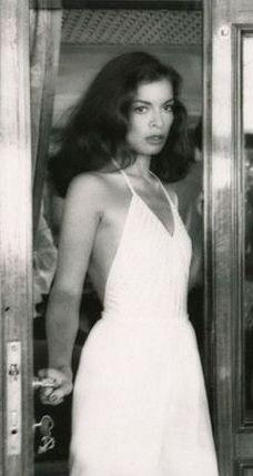 Bianca Jagger. Effortless Beauty.