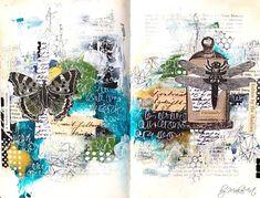 Fabulous Journal spread