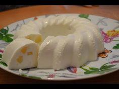 Бланманже творожное с фруктами - пошаговый рецепт с фото на Повар.ру