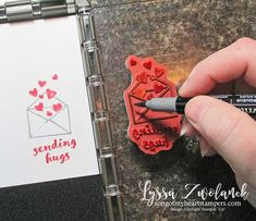 card making techniques Stamparatus tips tricks Stampin Up marker technique Lyssa Card Making Tips, Card Making Tutorials, Card Making Techniques, Making Ideas, Stamping Tools, Stamping Up Cards, Scrapbook Stamping, Rubber Stamping Techniques, Mini Albums