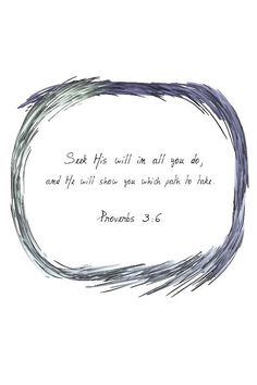 life in Him