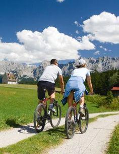 cooper bikes im hotel kranzbach via das kranzbach aktivit ten in. Black Bedroom Furniture Sets. Home Design Ideas