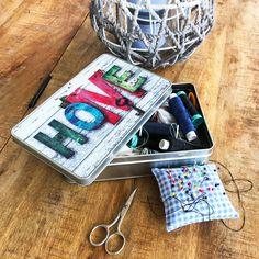 Cadouri - handmade Shop   mit Liebe hergestellte Produkte für Zwei- & Vierbeiner   Blechdose HOME Shops, Tin Lunch Boxes, Products, Gifts, Love, Tents, Retail