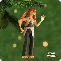 2001 Star Wars - Jar-jar Hallmark Ornament | The Ornament Shop