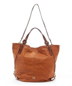 Loving this Rust Mojave Tote on #zulily! #zulilyfinds