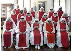 Hablamos con la hermana Mariacute;a Margarita de la Cruz, de las Sacramentinas No Videntes, quien explica como es el trabajo de su congregación fundada por san Luis Orione