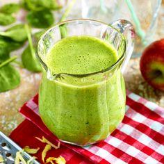 Apple & Spinach Protein Smoothie proteinworld.com